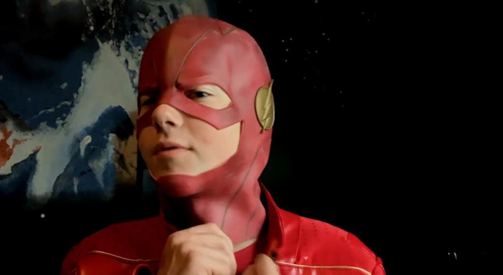 The Flash Cosplay
